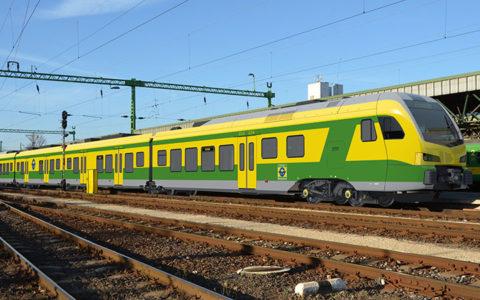 Hungarian GYSEV ordered 10 new generation FLIRT trains from Stadler