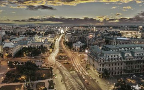 300 trams for Bucharest